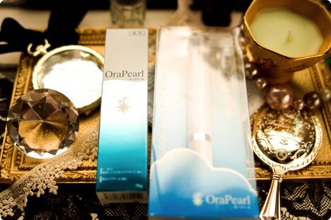 >薬用OraPearl(オーラパール)