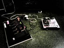 カラオケの音源収録、音質調整機材 画像