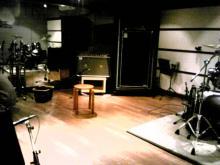 スタジオでの練習風景 1