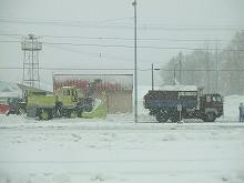 090311排雪作業