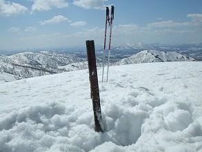 090419珠文岳登頂