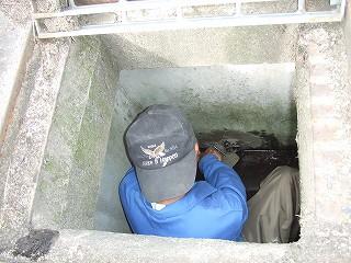 090609排水工事