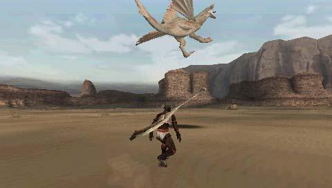 飛ぶガレオス
