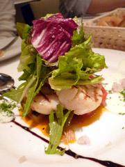 大楠の欧風料理Brasserie Gout(ブラッスリーグー)でディナー。