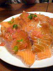 住吉のSalle a manger Shu(サラマンジェシュウ)でお誕生日ディナー!