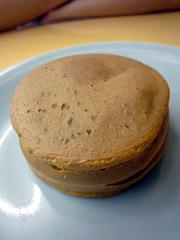 夏の風物詩!上通りの蜂楽饅頭のコバルトアイス☆