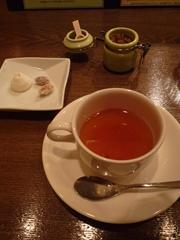 田町のフレンチレストランminobi(ミノビ)で絶品ディナー♪