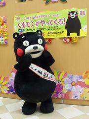 大阪くまモン授業参観ツアー!