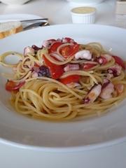 熊本市東部のイタリア食堂Sprout(スプラウト)でパスタランチ。