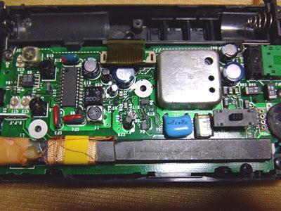 ラジオ破損2