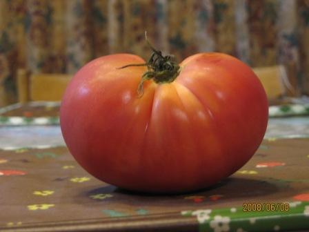 ハートなトマト