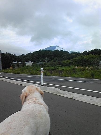 岩手山20090727