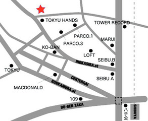 star lounge map