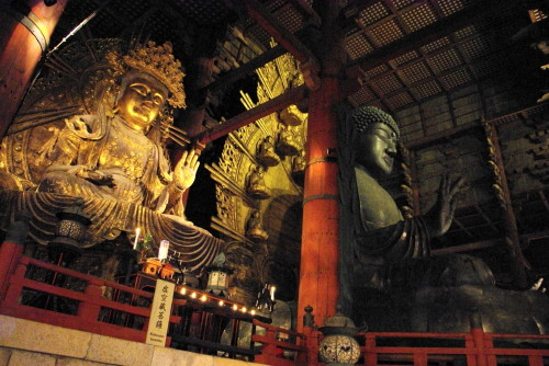 虚空菩薩と大仏像_1