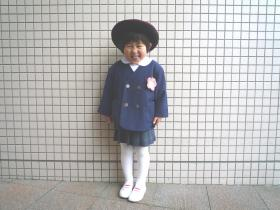 幼稚園へGo!