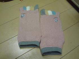 プレゼントの靴下