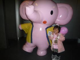 象とあーちゃん