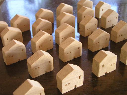 小人の建売住宅