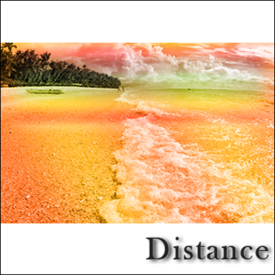 Distanceジャケット