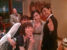 4人姉妹とボス