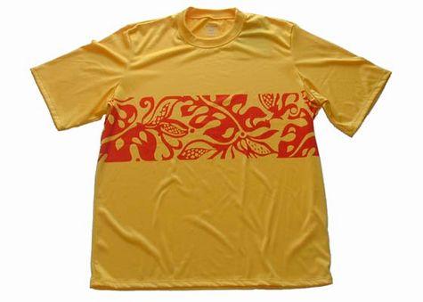 ロハスな20% OFF【Patagonia】メンズ・キャップシルクウェイト・イスランド・Tシャツ イエロー