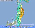 2008年07月24日00時37分地震速報