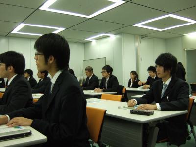 【模擬面接セミナー】participants
