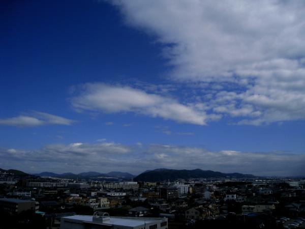 屋上からの眺め2(by IXY DIGITAL 910IS)