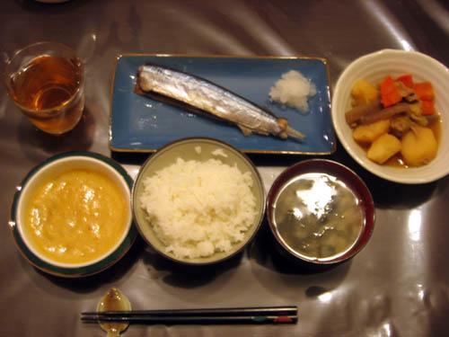 2008年11月14日の晩御飯