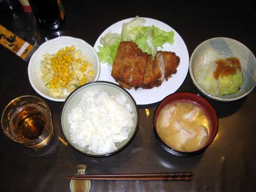 2008年11月20日の晩御飯