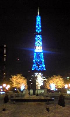 札幌 テレビ塔