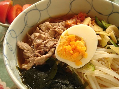 和風キムチ麺