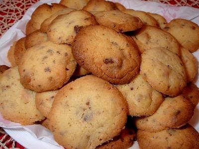 Wチョコチップクッキー(タフィー&チョコ・ホワイトチョコチップ)