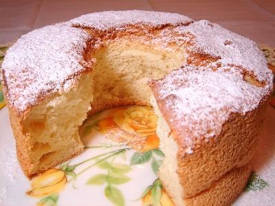 エンゼルフードケーキ2