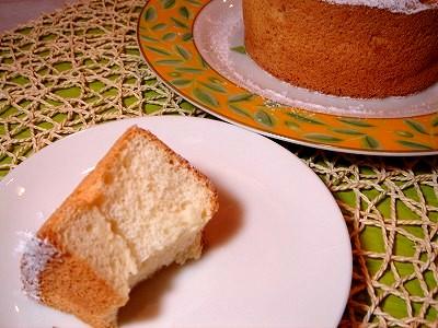 エンゼルフードケーキ3