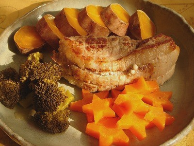 豚肉のポットロースト・ハーブ風味5