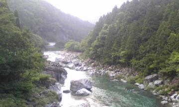 白水の滝1