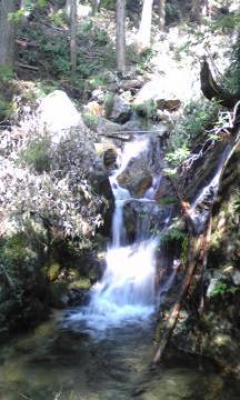 白水の滝4