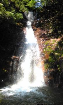 白水の滝5