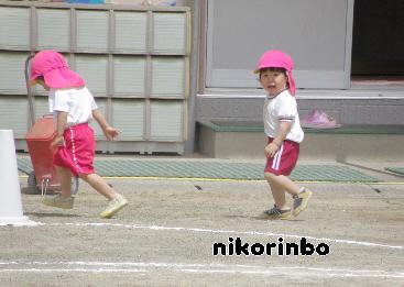 こいのぼり運動会3
