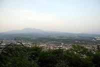 にらみんからの風景(茅ヶ岳)