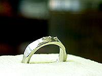 女性用プラチナ(結婚指輪)