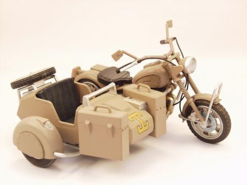メロウリンク軍用バイク