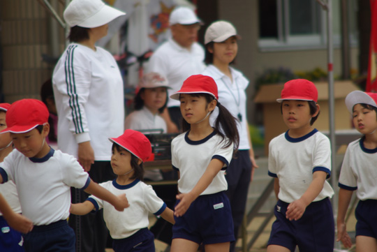2008.5.25運動会 1