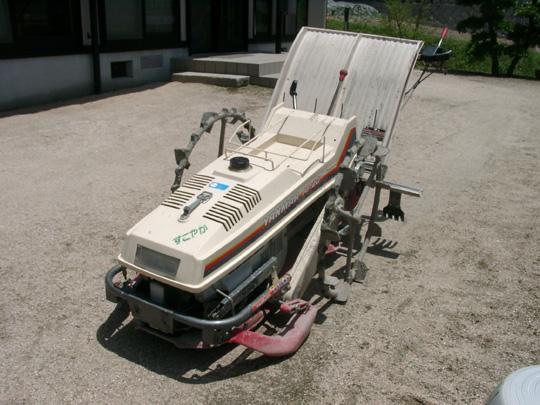 2008.6.1田んぼマシン 2