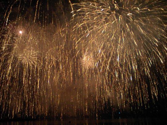 2008.8.2笠岡花火 1