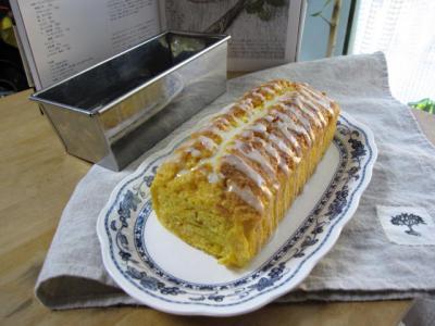 キャロットケーキ1