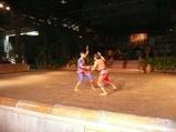タイの伝統カルチャーショーを観た