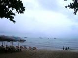 パタヤの海