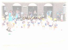 チアダンス!